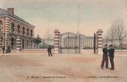 77 Melun. Quartier De Cavalerie - Melun