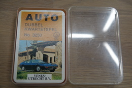 Speelkaarten - Kwartet, AUTO , El Dorado Nr. 3250, *** - - Cartes à Jouer Classiques