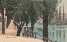 77 Melun. Quai Pasteur - Melun