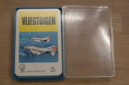 Speelkaarten - Kwartet, Vliegtuigen , El Dorado Nr. 3237, *** - - Cartes à Jouer Classiques