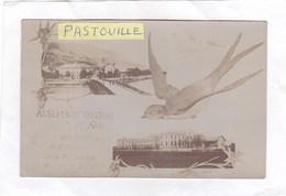 Carte Photo : ASSEMBLEE GENERALE Et Fête. Amicale Des Instituteurs Et Institutrices De Hte-Savoie A Bonneville 1907 - Bonneville