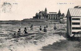 OOSTENDE-A L EAU-1907 - Oostende