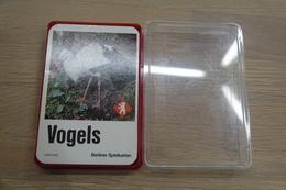 Speelkaarten - Kwartet, Vogels, Quartett 5806 6659, Berliner Spielkarten, *** - - Cartes à Jouer Classiques