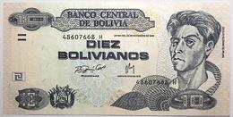 Bolivie - 10 Bolivianos - 2007 - PICK 233 - NEUF - Bolivia