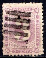 LIBERIA (République) - 1886-92 - N° 20 - 3 C. Violet - (Chiffre) - Liberia