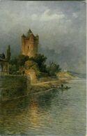 Bords Du Rhin - Allemagne - N°131 - Burg Eltville - 1900-1949