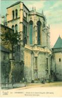 791. Chambery - Abside De La Sainte Chapelle ( XI° Siecle) - Monument Historique - Chambery