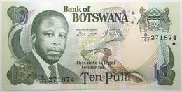 Botswana - 10 Pula - 2007 - PICK 24b - NEUF - Botswana