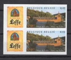 Année 2002. 3073 (X2) Non Dentelé. Cote 2020 : 20,00 € - Belgium