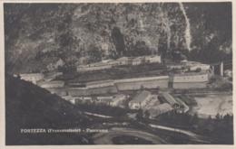 AK - Italien - Südtirol - FORTEZZA - Festung Franzensfeste 1920 - Trento