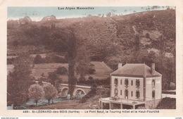 72-SAINT LEONARD DES BOIS-N°C-3438-B/0249 - Saint Leonard Des Bois