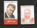 Zegels 3221 - 3222 ** Postfris - Unused Stamps