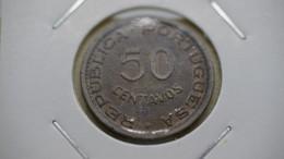 Mozambique 50 Centavos 1973 Km#89 (inv 199) - Mozambico