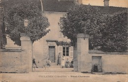 21 - CPA VOULAINES  Hotel Clermont RARE - Autres Communes
