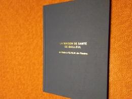 BAILLEUL Livre LA MAISON DE SANTE LILLE VOIR PHOTOS - France