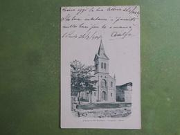 Cpa Bresil A Igreja De Sao Domingos Gragoata 1904 Tb Etat - Altri