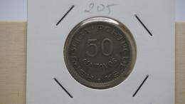 Mozambique 50 Centavos 1950 Km#76 (inv 205) - Mozambique