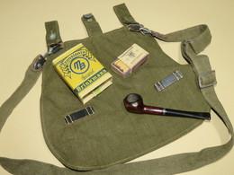 PETIT ENSEMBLE POUR FUMER POUR VOTRE SOLDAT ALLEMAND 2GM !!! - 1939-45