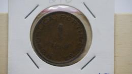 Mozambique 1 Escudo 1957 Km#82 (inv 210) - Mozambique