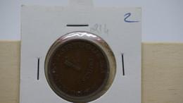 Mozambique 1 Escudo 1968 Km#82 (inv214) - Mozambique