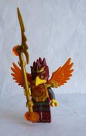FIGURINE LEGO LEGEND OF CHIMA -  FOLTRAX  2014 Légo - Figuren
