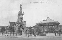 Malo Les Bains Dunkerque Cayez 13 Kiosque - Malo Les Bains