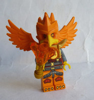 FIGURINE LEGO LEGEND OF CHIMA -  FRAX  2014 Légo - Figurines