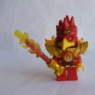 FIGURINE LEGO LEGEND OF CHIMA -  FLINX  2014 Légo - Figurines