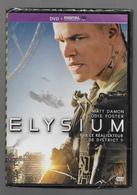 Dvd  Elysium - Ciencia Ficción Y Fantasía
