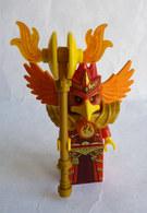 FIGURINE LEGO LEGEND OF CHIMA -  FULMINOX ROBES  2014 - Figurines