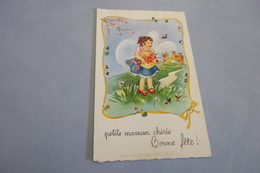 BELLE ILLUSTRATION ...BONNE FÊTE MAMAN CHÉRIE - Mother's Day