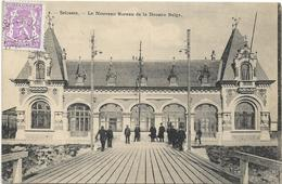 Zelzate   *  Selzaete - Le Nouveau Bureau De La Douane Belge - Zelzate