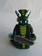 FIGURINE LEGO NINJAGO -  ACIDIUS   2012 Légo - Figuren