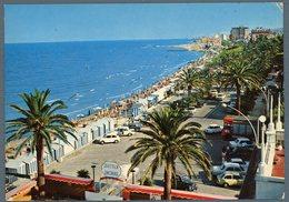 °°° Cartolina - Grottammare Lungomare Viaggiata °°° - Ascoli Piceno