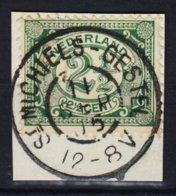 Grootrond GRHK 794 St Michielsgestel Op 55 - Poststempel