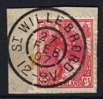 Grootrond GRHK 799 St Willebrord Op 60 - Poststempel