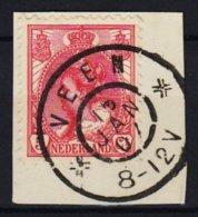 Grootrond GRHK 863 Veen Op 60 - Poststempel