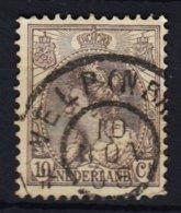 Grootrond GRHK 871 Velp (N.BR:) Op 62 - Poststempel