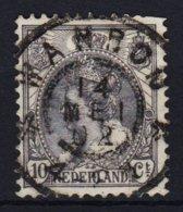 Grootrond GRHK 902 Wanroij Op 62 - Poststempel