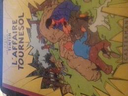 L'affaire Tournesol HERGE Casterman 1956 - Hergé