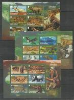 GIBRALTAR - MNH - Animals - Wild Animals - Timbres