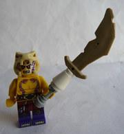 FIGURINE LEGO NINJAGO - SLEVEN 2015 Légo - Figurines