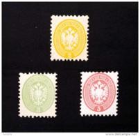 RRRR002 1864-65 LOMBARDO VENETO DENT 9 1/2 NUOVI CERTIFICATO BOLAFFI FRESCHISSIMI PERFETTI - Lombardy-Venetia