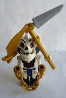 FIGURINE LEGO NINJAGO - SAMUKAI 2011 Légo - Figuren