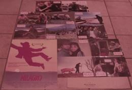 AFFICHE CINEMA ORIGINALE FILM MILAGRO + 12 PHOTOS EXPLOITATION REDFORD BLADES GRIFFITH WALKEN TBE 1988 - Affiches & Posters