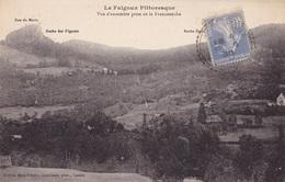 LE FALGOUX PITTORESQUE - Vue D'ensemble Prise De La Franconêche - Autres Communes