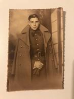 Photo Ancienne Jeune Militaire - Guerre, Militaire