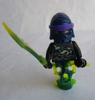 FIGURINE LEGO NINJAGO -  MASTER WRAYTH - Mini Figure 2015 Légo - Figuren