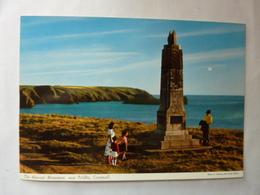 The Marconi Monument, Near Poldhu, Cornwall - Inghilterra