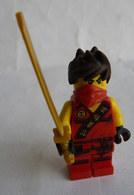 FIGURINE LEGO NINJAGO -   KAY 2015 - Mini Figure 2015 Légo - Figuren